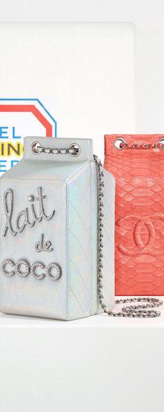 Chanel Accessories Fall/Winter 2014-2015 (via Bloglovin.com )