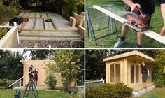 Sauna aufbauen: Video Tutorial für Saunahaus Enns-70