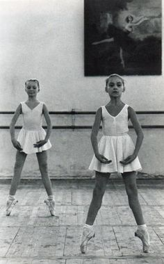 joon-eu:  Vaganova children in ballet class #Vaganova #ballet