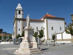 Santa Maria da Devesa church, Castelo de Vide, Portugal