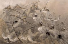 The Uprising That Shook British India: The Indian Revolt of 1857