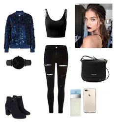 """Sky"" by conimallete on Polyvore featuring moda, Doublju, River Island, Ashish, Monsoon, Lancaster, CLUSE y Dolce&Gabbana"