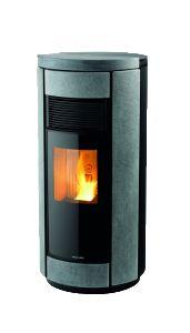 Eco2all - Pellet Kachel  Speksteen pellet kachel, zeer mooi design, gemakkelijk te installeren, met boven of achter uitgang. mooi vuurbeeld, verwarmen, Nu met € 500,- subsidie!  www.eco2all.nl
