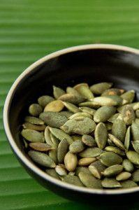 graines de courge soins natuels hypothyroidie