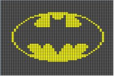 superhero knitting charts...I don't know how to do any of this but if I were to learn, it would be so I could make these!