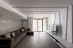 H2O+CO2 | THE WHITE LIGHT APARTMENT on Behance