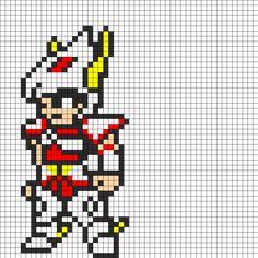20 Best Saint Seiya Pixel Art Images Pixel Art Saint