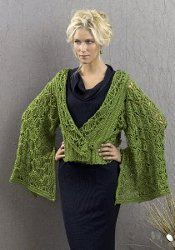 Use this crochet jacket pattern to make your own geisha jacket. This crochet sweater features a wrap front and roomy sleeves for a geisha-like effect. Crochet Coat, Crochet Jacket, Crochet Cardigan, Crochet Scarves, Crochet Shawl, Crochet Clothes, Crochet Sweaters, Wrap Pattern, Jacket Pattern