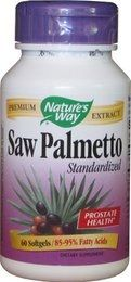 Nature's Way Saw Palmetto extract is standardised to 85-90% fatty acids to promote prostate health in men. It is derived from the ripe berries of the Saw Palmetto plant (Serenoa repens) that grows native to the coastal regions of South Eastern United States. Clinical research on saw palmetto has demonstrated its abilities to manage the urinary symptoms of Benign Prostatic Hyperplasia (BPH). visit us http://www.tasmanhealth.co.nz/natures-way-saw-palmetto/ for more details!!