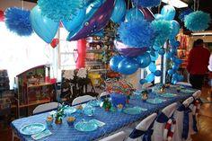 Shark Tank Birthday Theme
