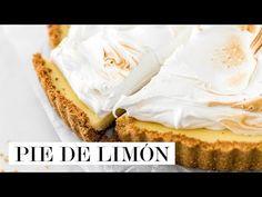 El pie de limón es uno de esos postres que le gusta a todo el mundo. Es fácil de hacer, relativamente rápido y es muy muy rico.
