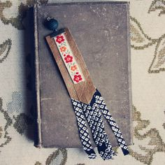 Inspiration...purse tag, bookmark, etc.