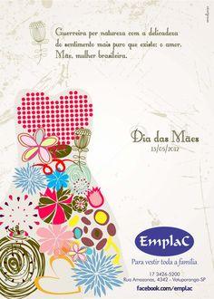 Anúncio Dia das Mães Emplac