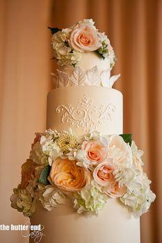 Wedding Cake #wedding #cake /
