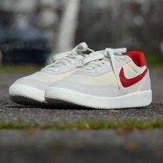 Nike Killshot Vintage: White/Red