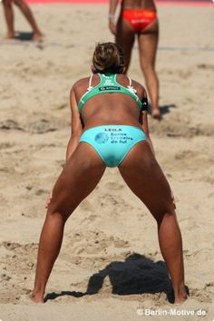 Leïla Barros - Brazil Beach volleyball