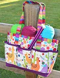 Projects To Go Bag Pattern