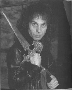 Ronnie James DIO.................