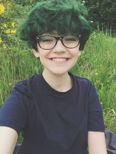 Girl Cute Face Reference Glasses