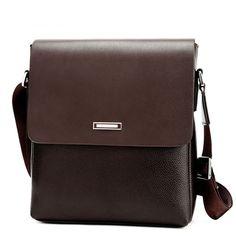 1a5de4b213a7 Special offer VORMOR 2017 Promotion Designers Brand Men s Messenger Bags PU  Leather Vintage Men Shoulder Bag