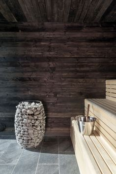 Sauna House, Sauna Room, Japanese Sauna, Scandinavian Saunas, Electric Sauna Heater, Modern Saunas, Outdoor Sauna, Sauna Design, Finnish Sauna