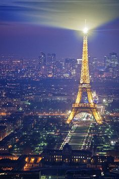Paris evening ♥