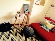 Home office& hóspedes Casa Prosa Décor Do Pinterest pra vida real! Vem ver como.