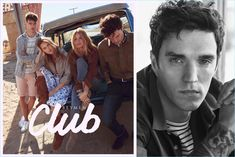 Beymen Club enlists Filip Hrivnak, Camille Rowe, Julia Jamin, and Josh Beech as the stars of its spring-summer 2018 campaign.
