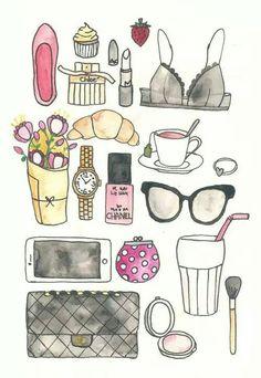 All my faivorite things