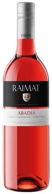Raimat Abadia Rosé roseeviini vuoden viini 2015 palkittu voittaja rose