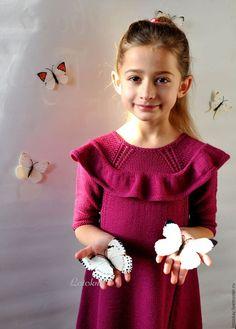 Купить или заказать Платье 'Dancing dress' в интернет-магазине на Ярмарке Мастеров. Встречайте новую модель-Платье 'Dancing dress',связанного по описанию замечательного дизайнера C.Pettersen. Платье 'Dancing dress' яркое ,красивое,стильное и модное платье,которое обязательно станет самым любимым. Платье 'Dancing dress' связано из нежней итальянской пряжи высшего качества в красивом ягодном цвете.Возможно в других цветах по вашему желанию. Ручная работа.…