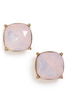 BP. Faceted Stone Stud Earrings (2 for $20) | Nordstrom