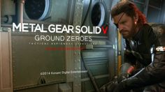 MGS 5: Ground Zeroes Coming to PC in December, Supports 4K Resolution - http://videogamedemons.com/news/mgs-5-ground-zeroes-coming-to-pc-in-december-supports-4k-resolution/