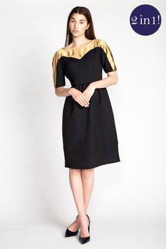 Leotie Midi Dress (or just a skirt)