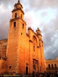 Mexico Travel Inspiration - Catedral de Merida, Mexico