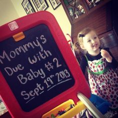 Gracelynns going to be a big sister