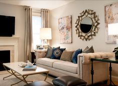 Pretty living room color schemes beige couch strikingly sofas gray family ideas with Beige Couch, Beige Room, Living Room Color Schemes, Living Room Colors, Cheap Furniture Online, Discount Furniture, Quality Furniture, Furniture Buyers, Furniture Companies