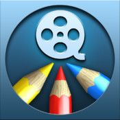 Draw and Show - 1.99 or Free Used to make cut outs for Common Craft videos