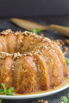 Wedding Cake Recipes Melt-in-your-mouth Southern Butter Pecan Pound Cake is a moist, rich, and delicious cake recipe with the texture of classic pound cake and crunch from buttered pecans. Delicious Cake Recipes, Cake Mix Recipes, Pound Cake Recipes, Yummy Cakes, Pound Cakes, Pecan Recipes, Butter Pecan Pound Cake Recipe, Southern Pecan Pound Cake Recipe, Köstliche Desserts