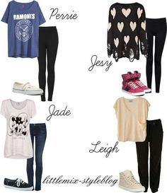 Little Mix Fashion #style