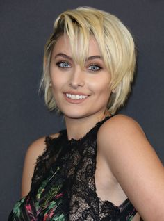 """Paris Jackson """"Incredibly Offended"""" By A White Actor Playing Her Dad+#refinery29"""