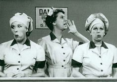 I Love Lucy! One of my favorites!