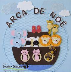 fun-ideas handmade: Arca de Noé e O Pequeno Príncipe