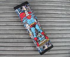 SUPERMAN Comfy Seat Belt Strap Cover... by Comfy Accessories