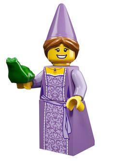 Series 12 Minifigures LEGO® Fairytale Princess.