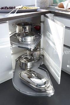 Keuken inspiratie I lade indeling I keukenkast indeling I bestekindeling