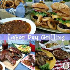 Labor Day Grilling