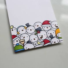Can't stop coloring these snowmen! Christmas Doodles, Christmas Card Crafts, Christmas Art, Handmade Christmas, Holiday Cards, Watercolor Christmas Cards, Christmas Drawing, Diy Cards, Homemade Cards