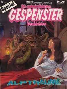 Gespenster Geschichten Spezial #11 - Alpträume