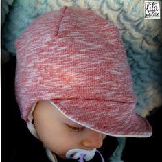 Supermüzz - Freebook: Kindermütze / Wendemütze für warme Ohren nähen